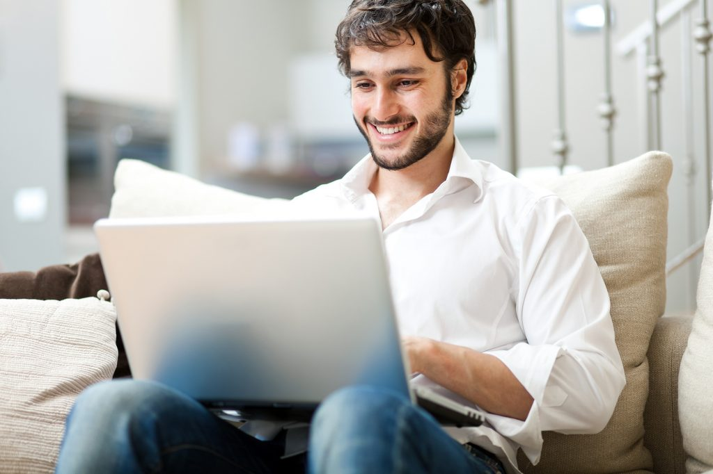 remoteDesk allow to work from home