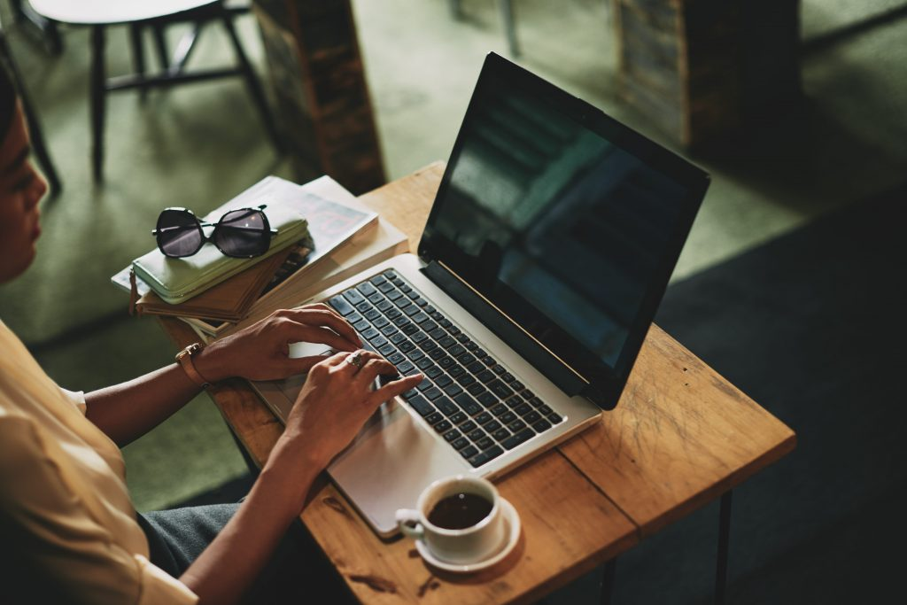 remote work to improve productivity and positive work environment