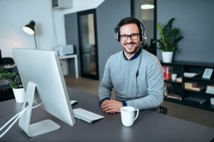 remote call center software