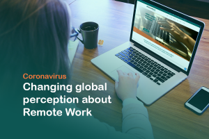 Coronavirus Outbreak Gives Rise to More Complex Forms of Remote Work. Coronavirus corrections and the rise of remote work with Remotedesk