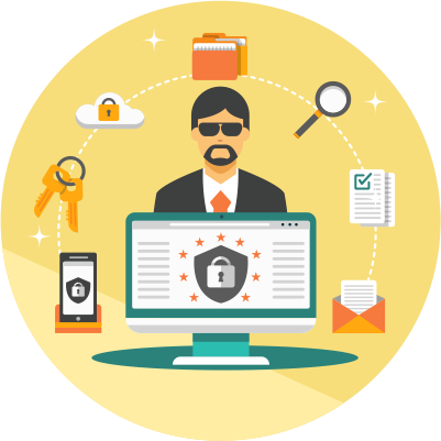Remotedesk was implemented, call center management quickly identified agents breaching compliance policies