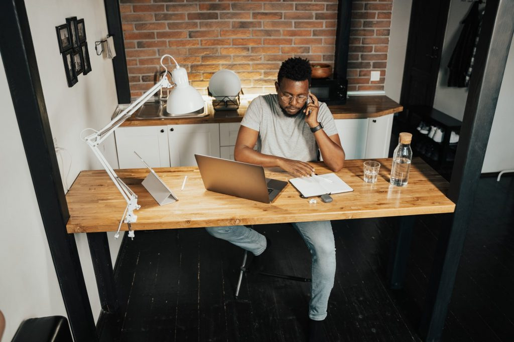 employee productivity with the help of remotedesk software